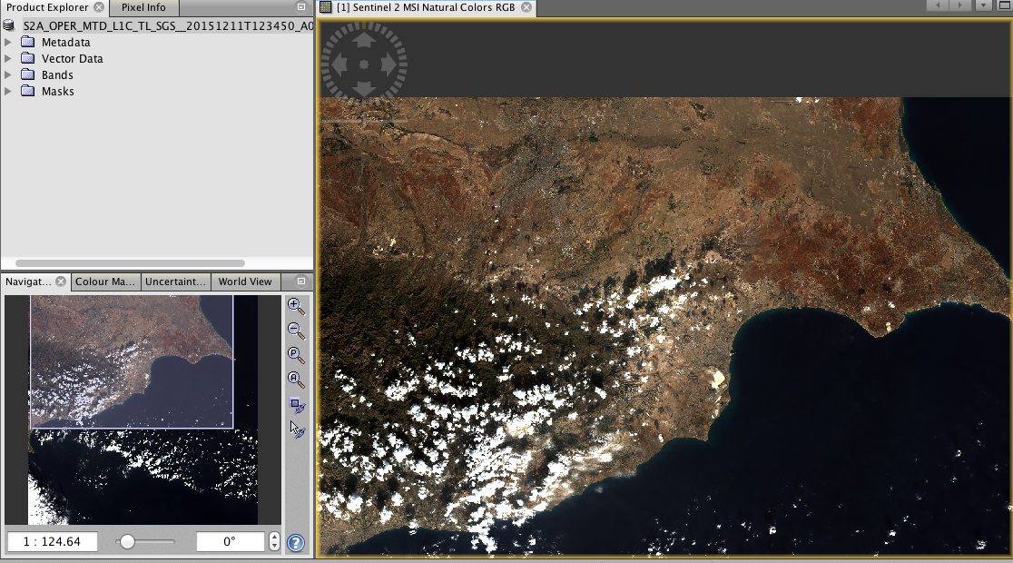 Exporting RGB image as a Geotiff - snap - STEP Forum