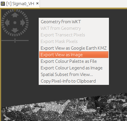 Export created product as a map (image) - python - STEP Forum