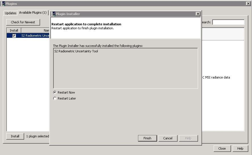 Installing a developed plugin in SNAP - development - STEP Forum