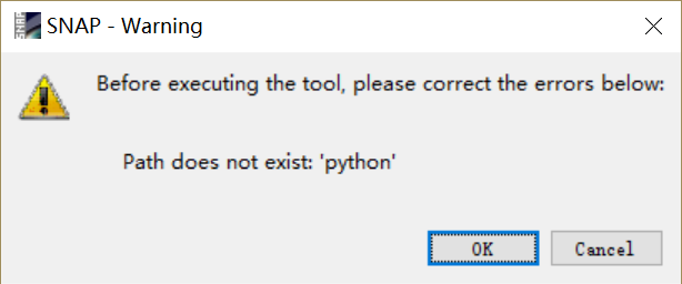 Problem with configuring python to use the SNAP-Python